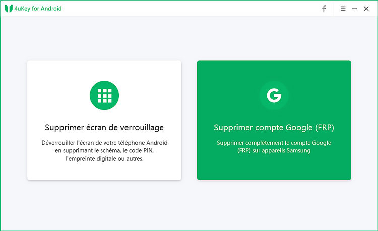 guide selectionner supprimer compte google