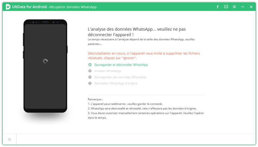 guide installer whatsapp