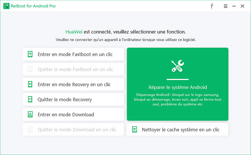 guide reparer android systeme