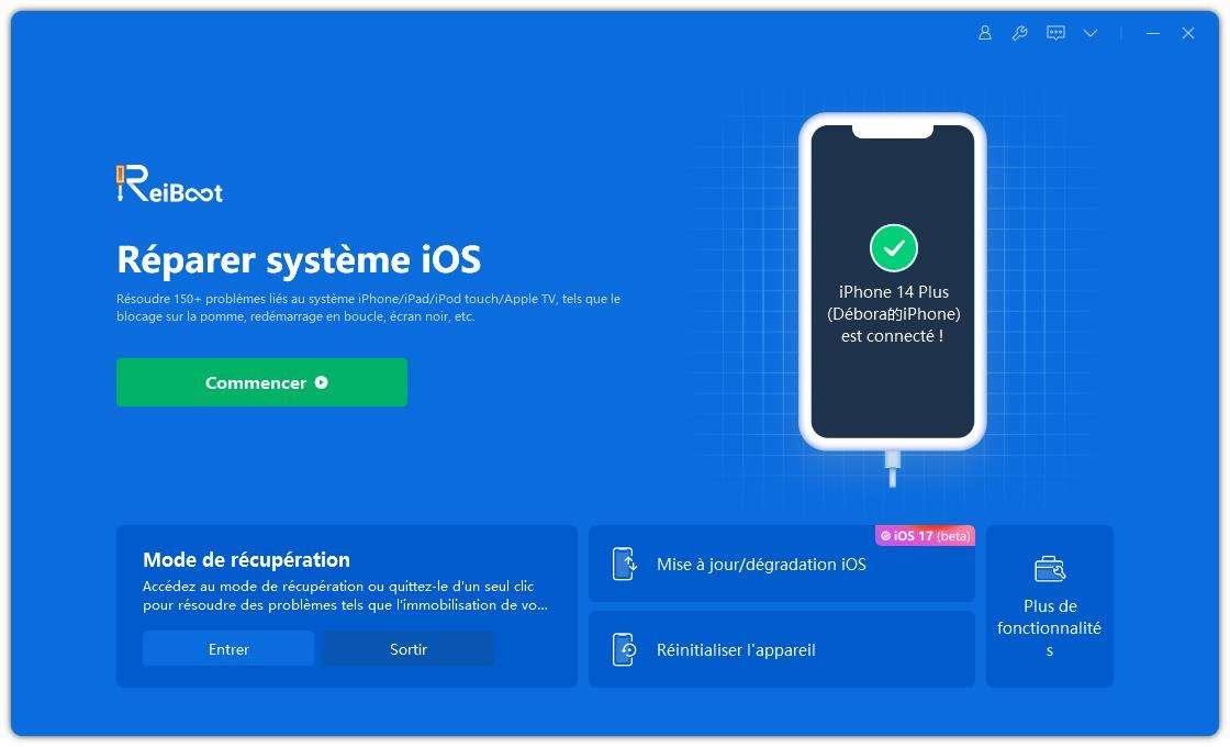 interface reiboot