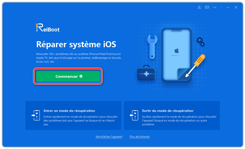 solution probleme ios guide