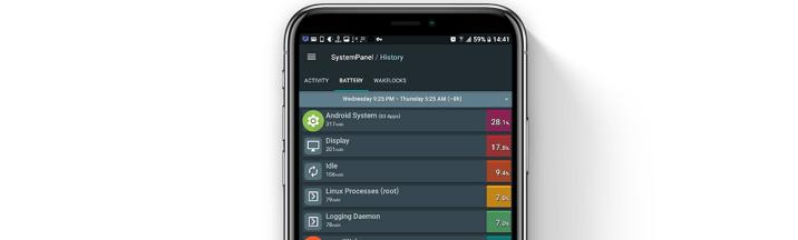 ReiBoot pour Android batterie se décharge